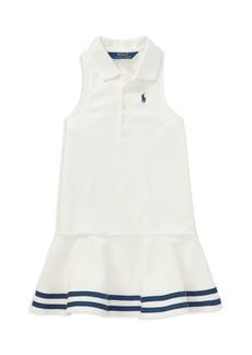 Ralph Lauren: Polo Polo Ralph Lauren Girls' Knit Polo Dress - Little Kid