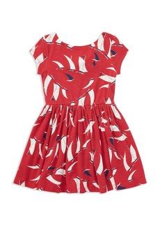 Ralph Lauren: Polo Polo Ralph Lauren Girls' Knit Sailboat Dress - Little Kid