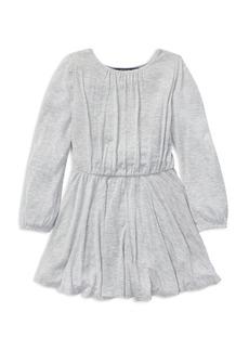 Ralph Lauren: Polo Polo Ralph Lauren Girls' Polka-Dotted Jersey Dress - Little Kid