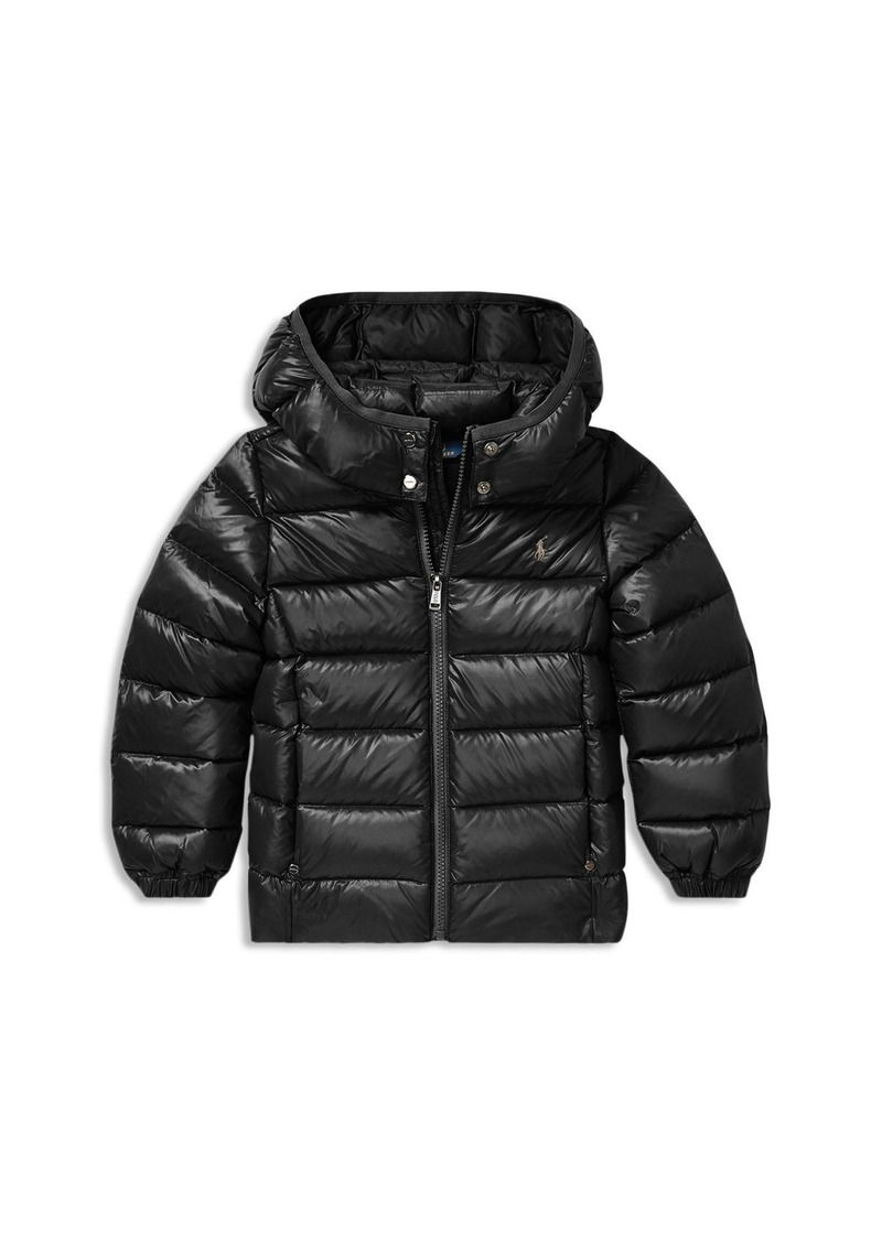 a2b272309 Ralph Lauren: Polo Polo Ralph Lauren Girls' Puffer Jacket - Little ...