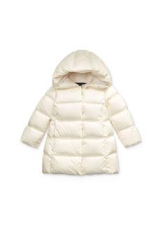Ralph Lauren: Polo Polo Ralph Lauren Girls' Quilted Down Coat - Little Kid