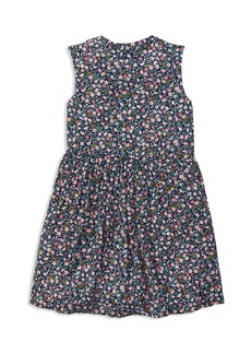 Ralph Lauren: Polo Polo Ralph Lauren Girls' Sleeveless Floral Dress - Little Kid