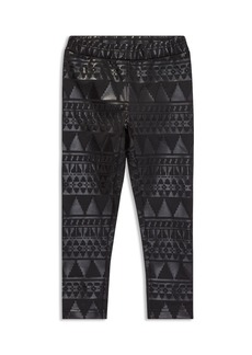 Ralph Lauren: Polo Polo Ralph Lauren Girls' Snowflake-Print Leggings - Little Kid