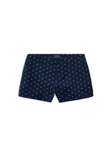 Ralph Lauren: Polo Polo Ralph Lauren Girls' Star-Print Seersucker Shorts - Little Kid
