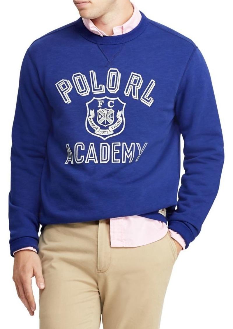 5f6e8d36 Ralph Lauren Polo Polo Ralph Lauren Graphic Fleece Sweatshirt ...