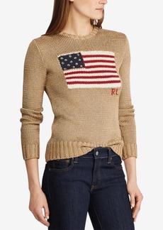 Ralph Lauren: Polo Polo Ralph Lauren Graphic Sweater