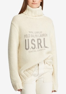 Ralph Lauren: Polo Polo Ralph Lauren Graphic Turtleneck