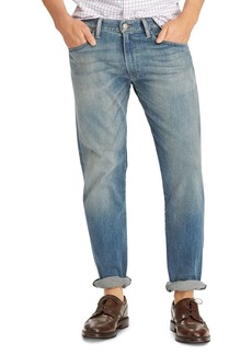 Ralph Lauren Polo Polo Ralph Lauren Hampton Relaxed Straight Fit Jeans in Blue