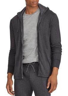 Ralph Lauren Polo Polo Ralph Lauren Herringbone Double-Knit Zip Hooded Sweatshirt