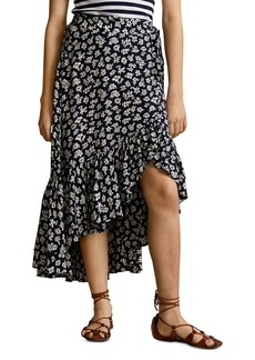 Ralph Lauren: Polo Polo Ralph Lauren High Low Floral Prairie Skirt