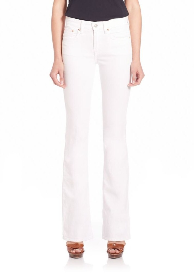 Ralph Lauren: Polo Polo Ralph Lauren High-Rise Flared Jeans