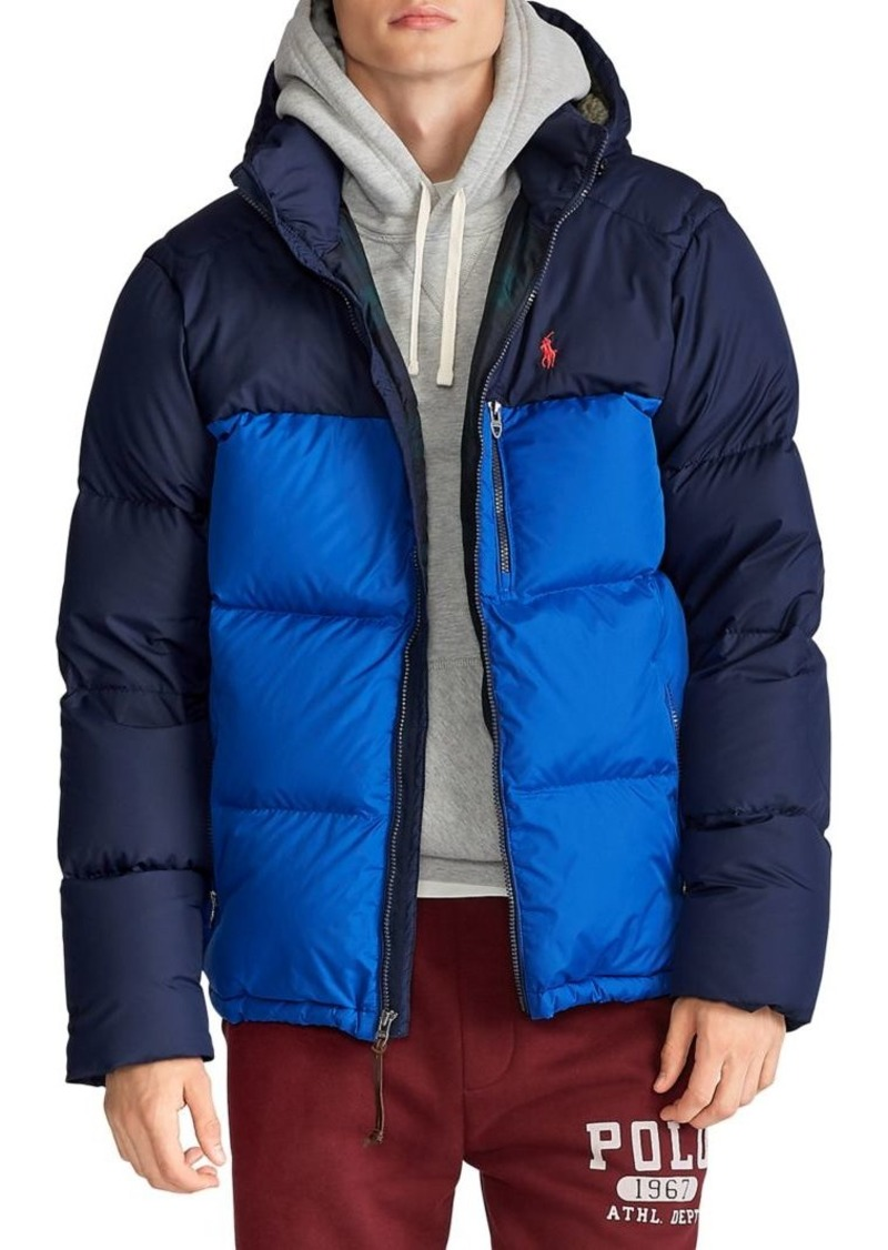 Ralph Lauren Polo Polo Ralph Lauren Hooded Down Jacket