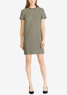 Ralph Lauren: Polo Polo Ralph Lauren Houndstooth Shift Dress