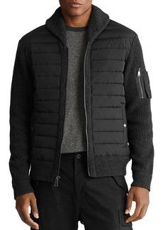 Ralph Lauren Polo Polo Ralph Lauren Hybrid Full-Zip Sweater