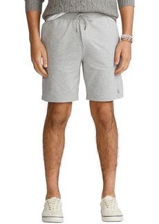 Ralph Lauren Polo Polo Ralph Lauren 7-Inch Sueded Jersey Shorts