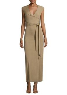 Polo Ralph Lauren Jersey Wrap Dress