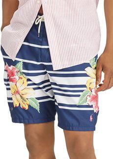 Ralph Lauren Polo Polo Ralph Lauren Kailua Stripe Swim Trunks