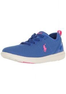 Ralph Lauren: Polo Polo Ralph Lauren Kids Boys' Kasey Gore Sneaker  11 M US Little