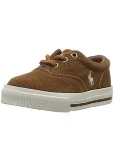 Ralph Lauren: Polo Polo Ralph Lauren Kids Boys' Vaughn II Sneaker  4.5 Medium US Big