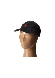 Ralph Lauren: Polo Classic Cap (Big Kids)
