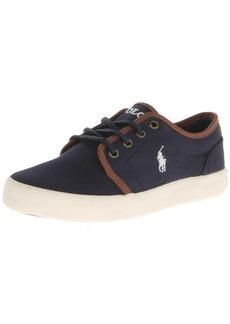 Ralph Lauren: Polo Polo Ralph Lauren Kids Ethan Low Lace-Up Sneaker
