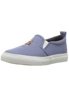 Ralph Lauren: Polo Polo Ralph Lauren Kids Girls' Carlee Bear Sneaker