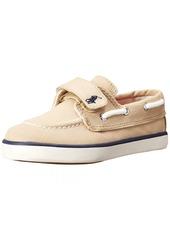 Ralph Lauren: Polo Polo Ralph Lauren Kids Sander EZ Canvas Fashion Boat Shoe (Toddler/Little Kid)