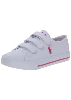 Ralph Lauren: Polo Polo Ralph Lauren Kids Scholar EZ Fashion Sneaker (Toddler/Little Kid)