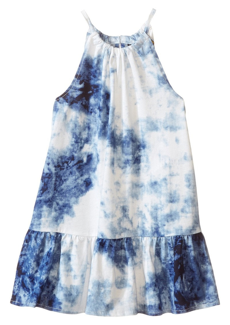 Ralph Lauren: Polo Polo Ralph Lauren Kids Tie-Dye Dress (Toddler)