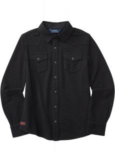 Ralph Lauren: Polo Western Shirt (Little Kids/Big Kids)