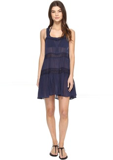 Ralph Lauren: Polo Lace Cotton Laced Dress Cover-Up