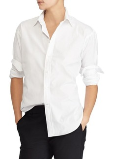 Ralph Lauren: Polo Polo Ralph Lauren Lace-Up Back Boyfriend Shirt
