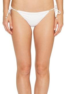 Ralph Lauren: Polo Lasercut Medallion Ricky Bikini Bottom