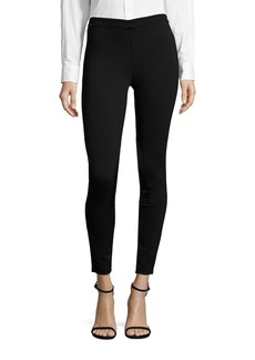Ralph Lauren: Polo Leather-Patch Jodhpur Leggings