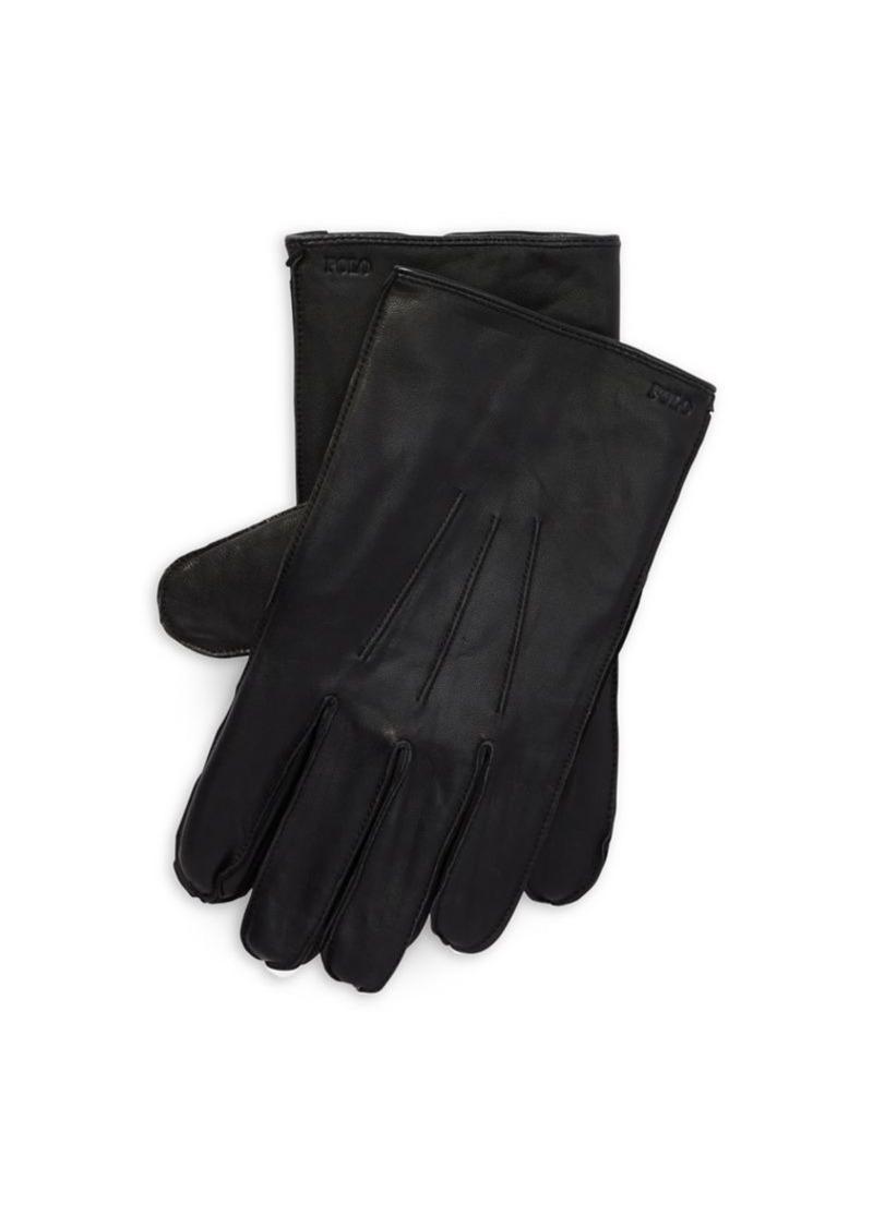 Ralph Lauren Polo Polo Ralph Lauren Leather Touch Gloves