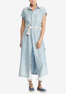 Ralph Lauren: Polo Polo Ralph Lauren Lightweight Shirtdress