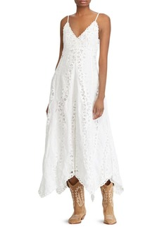 Ralph Lauren: Polo Linen Maxi Dress