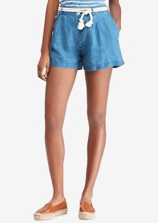 Ralph Lauren: Polo Polo Ralph Lauren Linen Shorts
