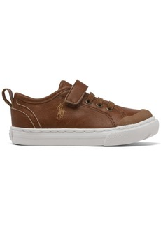Ralph Lauren: Polo Polo Ralph Lauren Little Boys Asher 2 Casual Sneakers from Finish Line