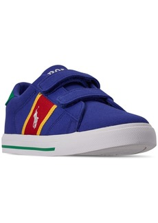 90882a4d2 Ralph Lauren  Polo Polo Ralph Lauren Little Boys  Geoff Ez Casual Sneakers  from Finish