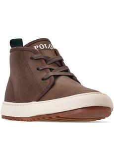 Ralph Lauren: Polo Polo Ralph Lauren Little Boys' Owen Boots from Finish Line