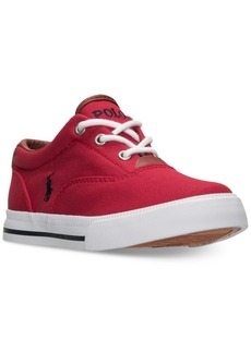 Ralph Lauren: Polo Polo Ralph Lauren Little Boys' Vaughn Ii Casual Sneakers from Finish Line