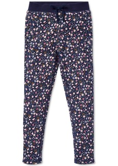 Ralph Lauren: Polo Polo Ralph Lauren Toddler Girls Floral-Print Cotton Pants