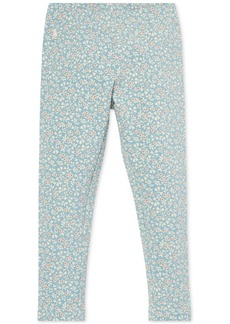 Ralph Lauren: Polo Polo Ralph Lauren Little Girls Floral-Print Leggings