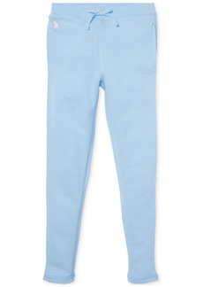 Ralph Lauren: Polo Polo Ralph Lauren Little Girls French Terry Leggings