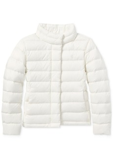 Ralph Lauren: Polo Polo Ralph Lauren Toddler Girls Lightweight Down Jacket
