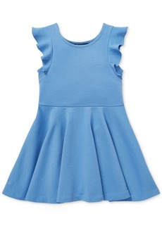 Ralph Lauren: Polo Polo Ralph Lauren Toddler Girls Ruffled Dress