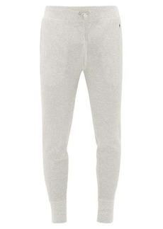 Ralph Lauren Polo Polo Ralph Lauren Logo-embroidered cotton-blend track pants