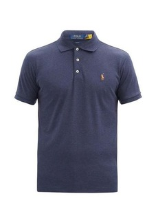 Ralph Lauren Polo Polo Ralph Lauren Logo-embroidered Pima cotton-jersey polo shirt