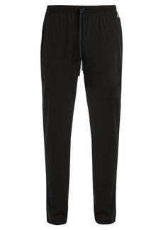 Ralph Lauren Polo Polo Ralph Lauren Logo-embroidered pyjama trousers